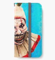 Twisty Watercolor iPhone Wallet/Case/Skin