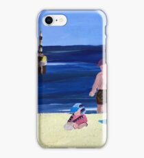 Day out at Cott iPhone Case/Skin