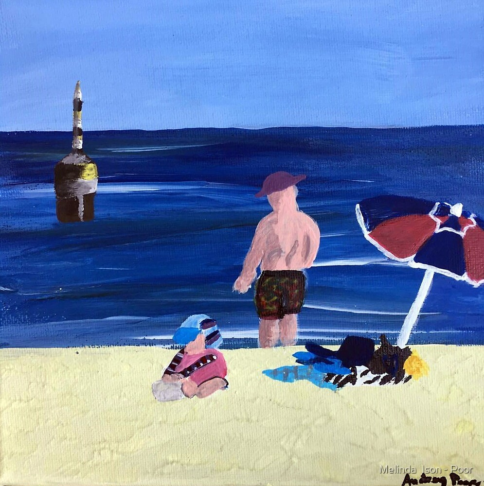 Day out at Cott by Melinda  Ison - Poor