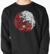 Drache und Wolf Sweatshirt