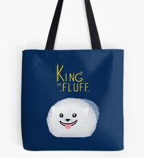 King of Fluff Tote Bag