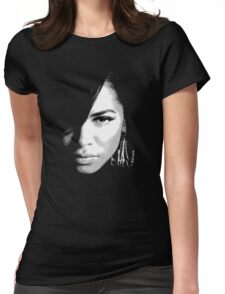 Aaliyah Womens Fitted T-Shirt