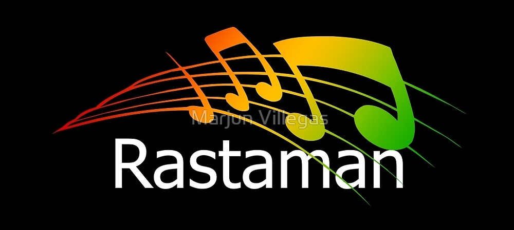 Rastaman - Reggae by Marjun Villegas