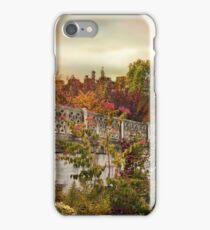 The Walled Garden iPhone Case/Skin