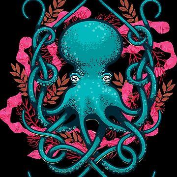 octopus by superelja