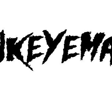 HAWKEYEMANIA (Black Text) by hawkeyemania