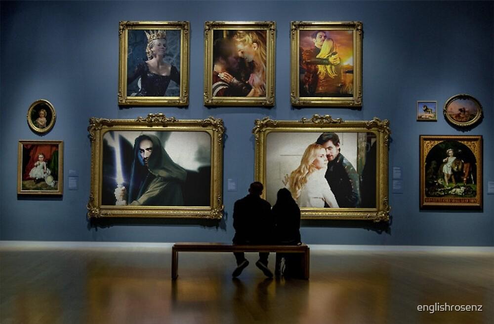 Art Gallery by englishrosenz