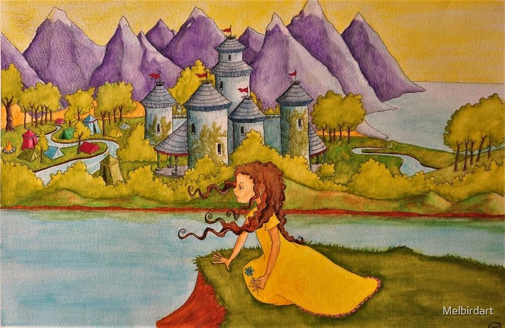 The Kingdom of Kalminstorm by Melbirdart