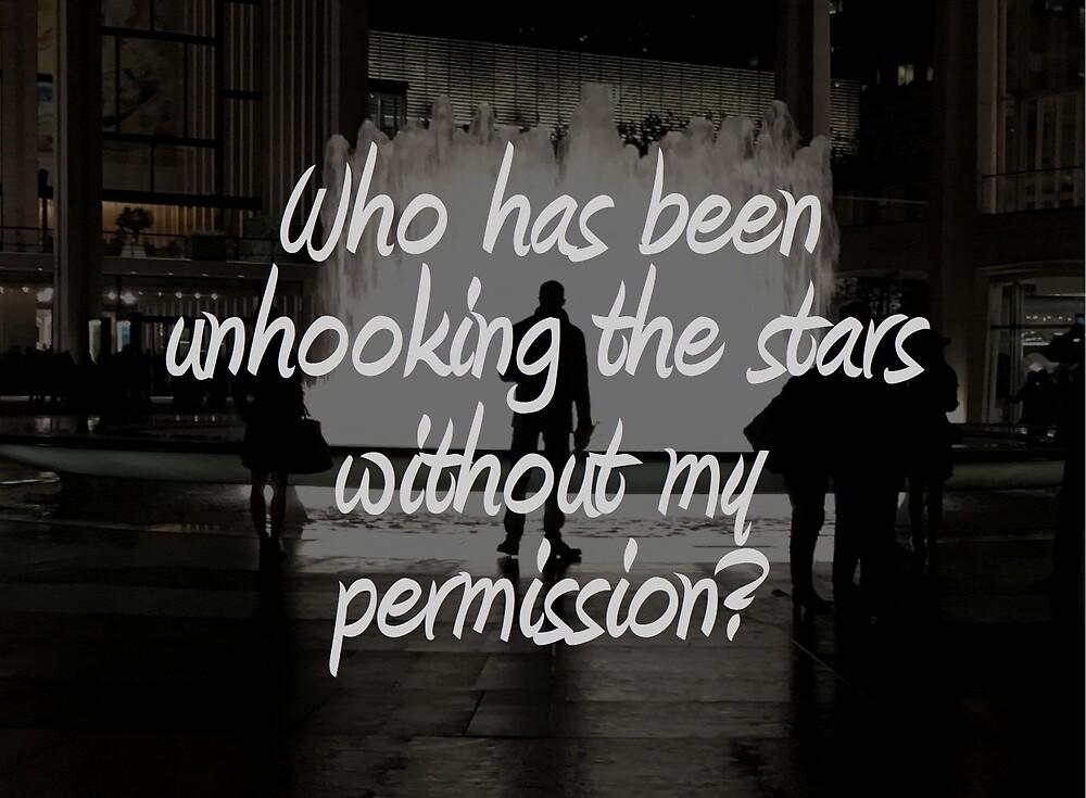 Unhooking the Stars by ladyhawkguy