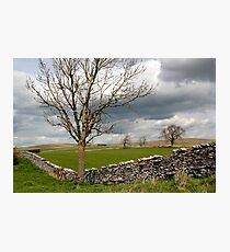 Pennine Rural Landscape Photographic Print