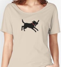 Happy Lab Women's Relaxed Fit T-Shirt
