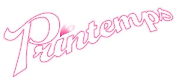 Love Live! Printemps Logo by spookynozomi