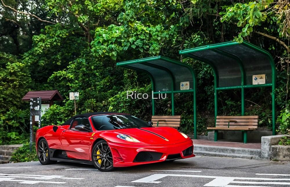 Ferrari 430 Scuderia 16M by Rico Liu