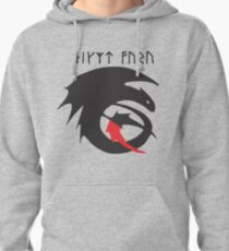 Strike Class Dragon Symbol How to Train Your Dragon HTTYD Pullover Hoodie