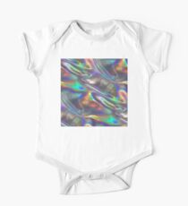 holographic One Piece - Short Sleeve