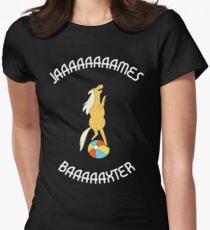 Baxter Adventure Women's Fitted T-Shirt