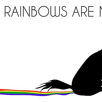 How Rainbows Are Made - Unicorn Funny Dope Color Magic Sweet by StarRayonsu