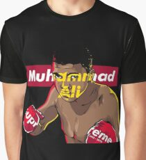 Ali The Legend Graphic T-Shirt