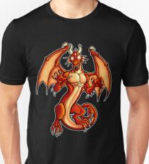 Red Dragon  Unisex T-Shirt