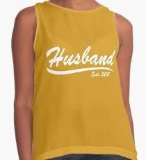 Husband 2011 Contrast Tank