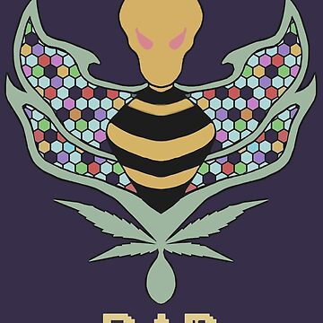 Alien Bee Dab by TreeSeed