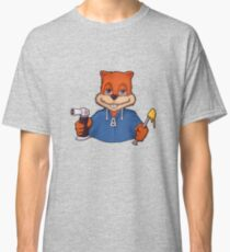 Squirrel Dab (No Text) Classic T-Shirt