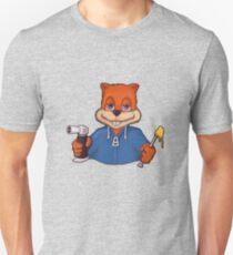 Squirrel Dab (No Text) T-Shirt