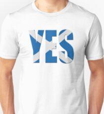Scottish flag  yes  Slim Fit T-Shirt