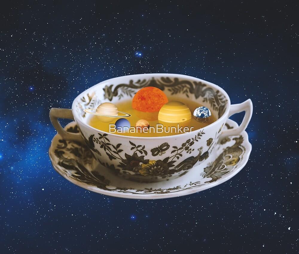 Solar System by BananenBunker