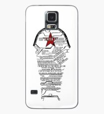 The Winter Soldier Quotes Case/Skin for Samsung Galaxy