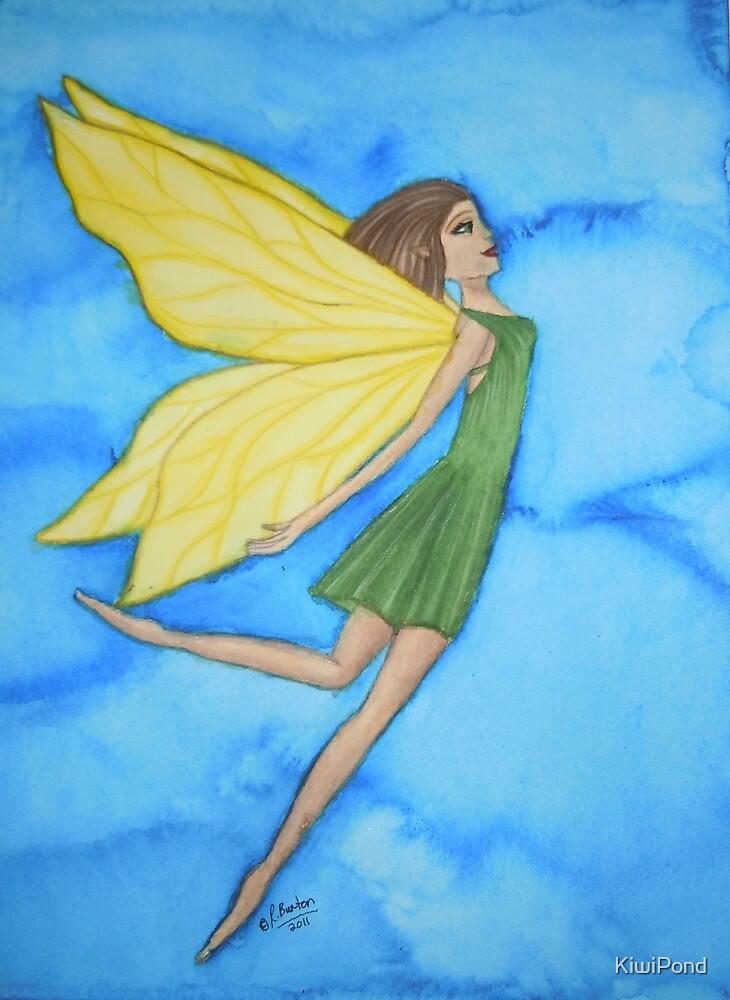 Green Fairy by KiwiPond