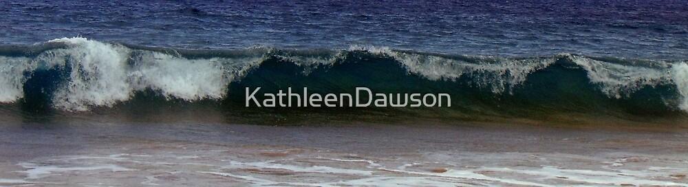 wave by KathleenDawson