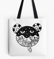 World in My Hands Tote Bag