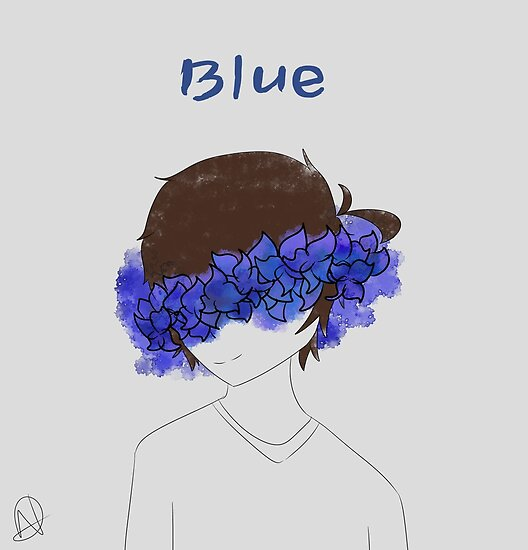 [Aesthetic] Lance - Blue by daves-art