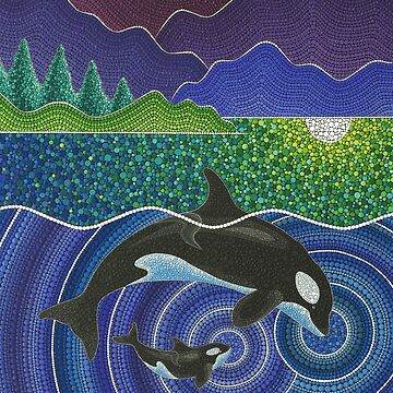 Orca Sonic Love by ElspethMcLean
