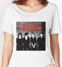 Elastica (Album Cover)  Women's Relaxed Fit T-Shirt