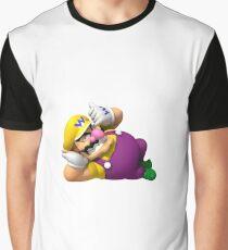 Wario Graphic T-Shirt