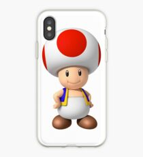 Toad iPhone Case