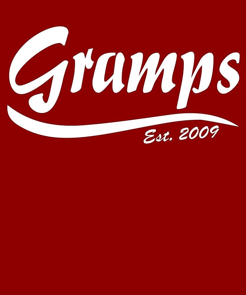 Gramps Est Established 2009  by AlwaysAwesome