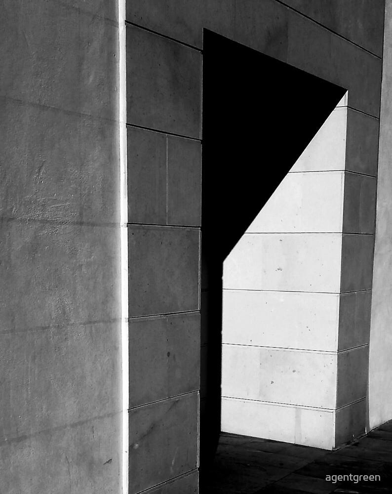 Doorway Shadow by agentgreen