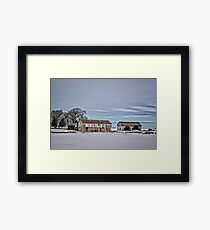 Rock Creek Farm Framed Print