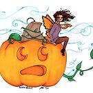 Autumn Breeze by FairyNerdy