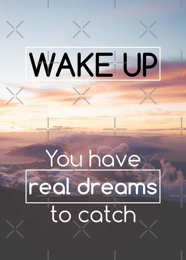 Motivational - Wake Up!  by MotivationFlow