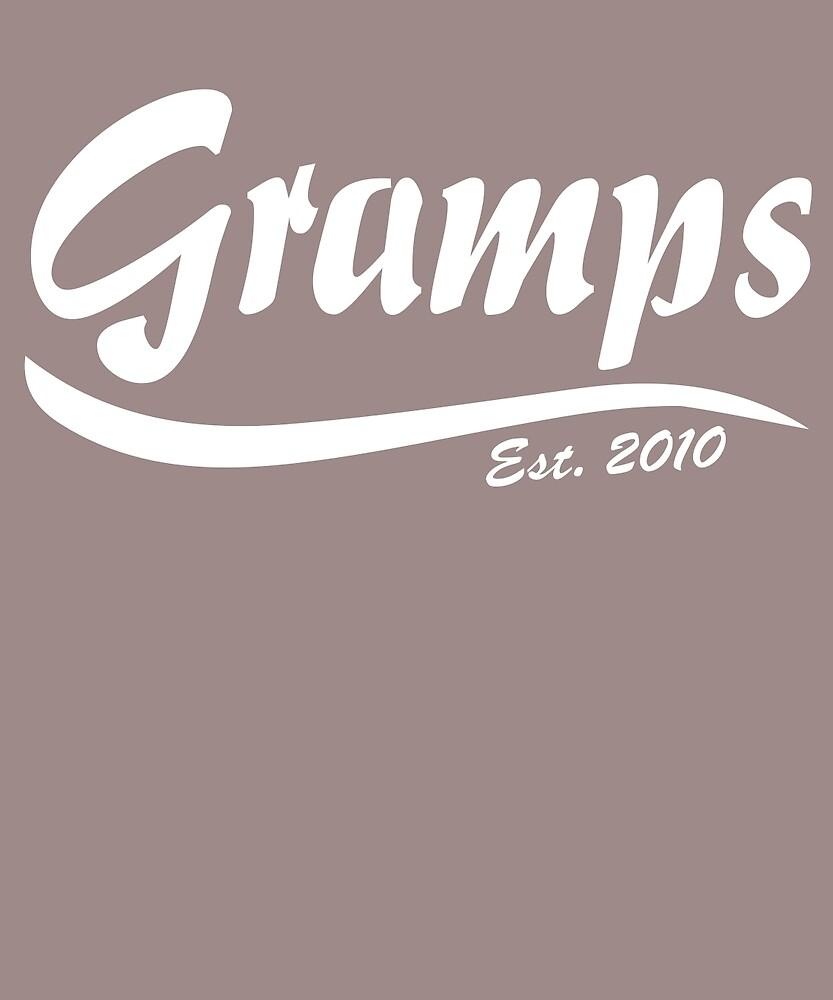 Gramps Est Established 2010  by AlwaysAwesome
