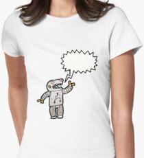talking robot cartoon T-Shirt