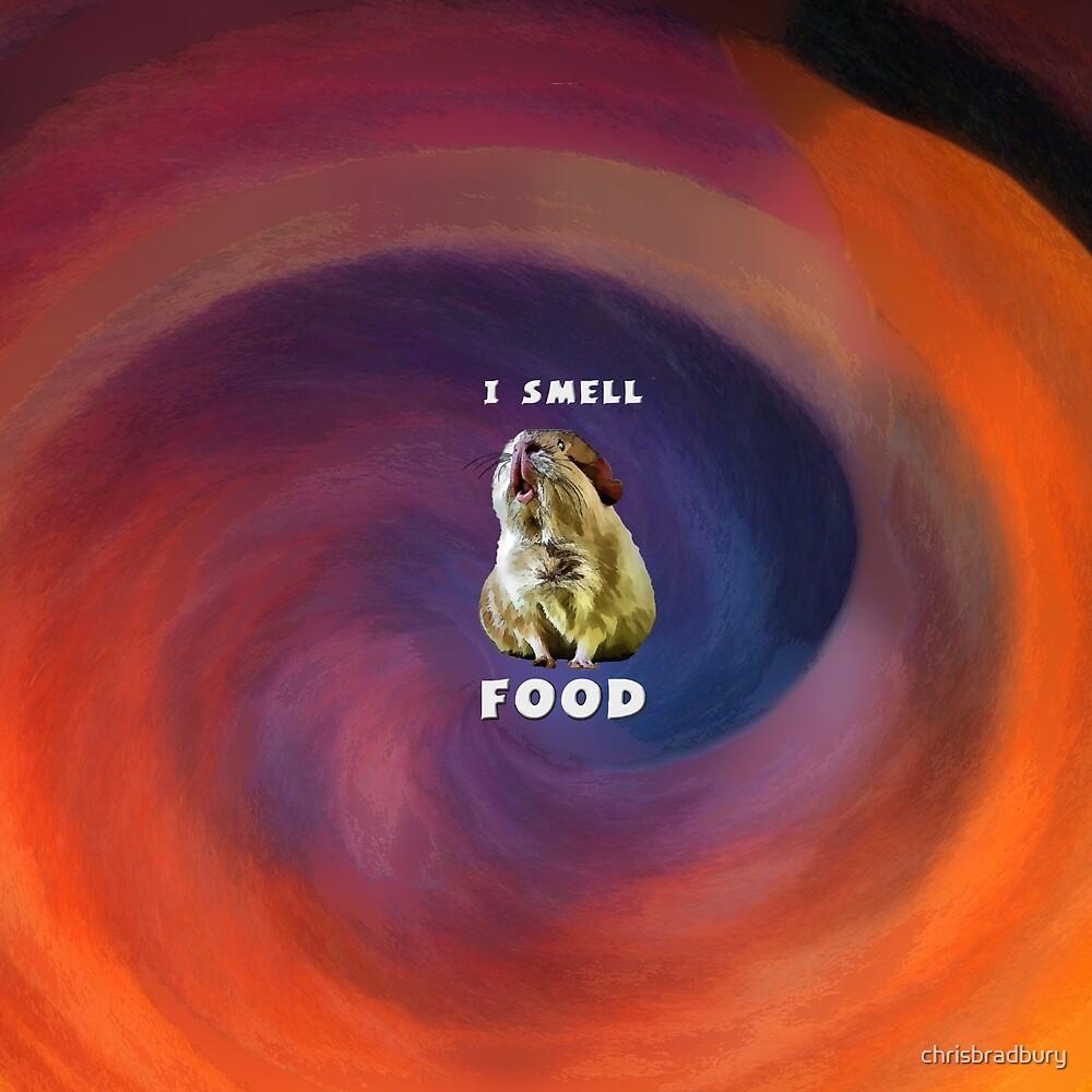 I Smell Food by chrisbradbury