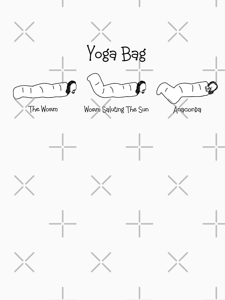 Black Books - Yoga Bag by AdrienneBody