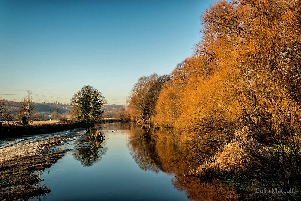 The River Aire by tyke29