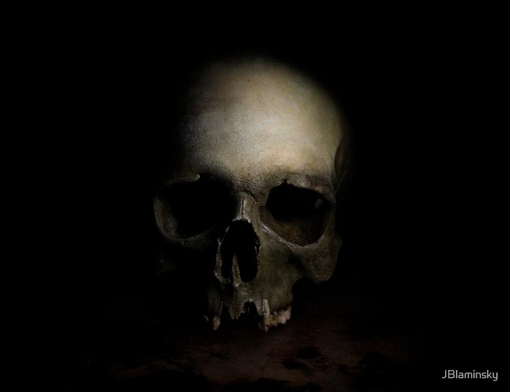 The skull by JBlaminsky