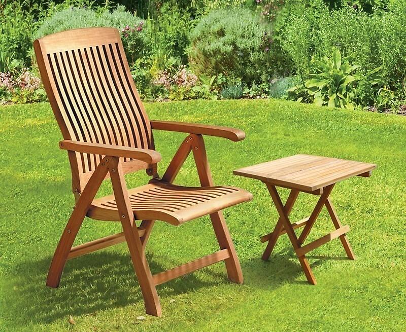 Teak Garden Chairs by Corido Garden Furniture by Corido Garden Furniture